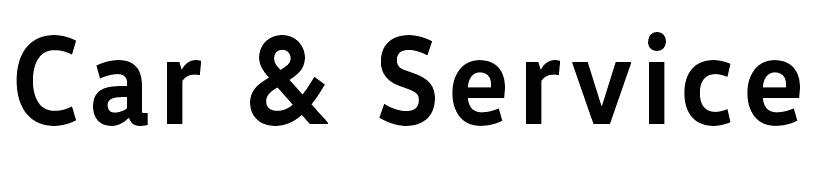 CAR & SERVICE SNC